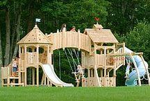 건축 ㅡ어린이 놀이 공간 집