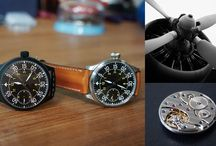 Bespoke Watch Projects / Founded by Megadeluxe partner John Beck McConnico (@mcconnico), Bespoke Watch Projects produces limited edition mechanical timepieces—each hand-assembled in Oakland, California. / by Megadeluxe