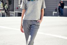 Fashion to work / Work hard, dress hard. Yeap!
