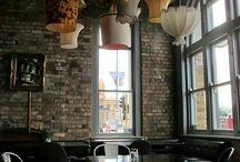 My coffee shop ideas