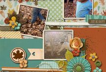 Meredith Cardall / Digital scrapbooking kits by designer Meredith Cardall