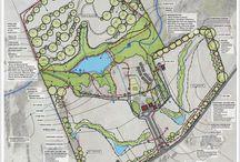 Landscape Rendering(schematic design)