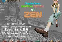 RegettaCanoe Shopping Festival