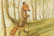 Beatrix Potter / I have all of Beatrix's books & most likely all of her figurines. I started buying the figurines when I was 13 yrs old with money I earned babysitting. / by The One Room Schoolhouse a9 Betty Southard Stokes)