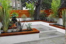Camas de jardín