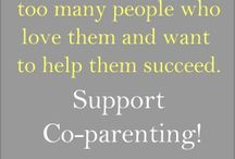 Parenting after divorce or seperation / Tips, ideas and inspiration for parents looking to support their children or teens through divorce or separation