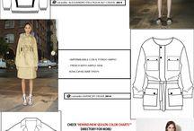 Modellistica giacca