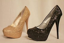 HEELS!!!!!!!!!!!!!!!!!!! / by Jessica Reaves