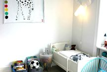 Kid Rooms / by Kate Gwinn