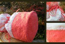 Trousses, sacs ou pochettes en tissu