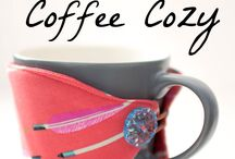 SEWING: COFFEE COZY