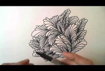 Zentangle video