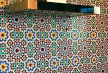 Arabic disain stil