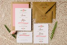 Inspiration for my 2014 Brides / Wedding ideas and planning tools / by Whitney Bower
