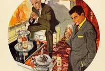 Vintage Bourbon Ads / by Andrew Dziengeleski