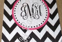Monogrammed life  / by Brielle Owens