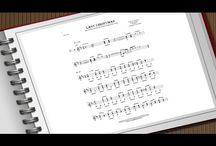 Sheet music YouTube videos / Videos from our official YouTube channel containing examples of songs available on our site playournotes.com.