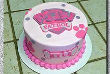 Gâteaux 3D Paw patrol