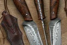 Cuchillos, herramientas