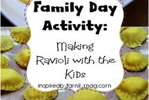 Recipes/Cooking with Kids