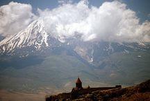 Армения / Красота древнейшей Кавказской страны. Потрясающая природа, чистый воздух и экологичная еда, изготавливаемая по древней технологии.