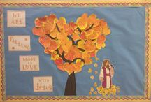 Bulletin Boards / Ideas for my classroom bulletin boards / by Denise Senzig