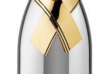 """Bouteille de Champagne """" Grands crus et autres """" / Champagne belles bouteilles pour des grands crus."""