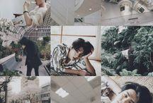 exo aesthetic