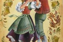 Dancing cuple