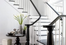 Entry & Hallway and Stairs / by Carie Fairgrieve-Park