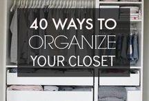 closet organisation
