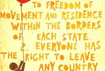 Pace e diritti umani