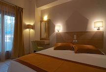 Accommodation types / At Blue Island Hotel you will find 4 different types of rooms