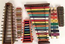 Musica instrumentos Colecciones / Instrumentos