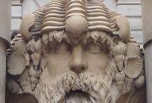 Art - Statues & Sculpture / by Emil Dombroski