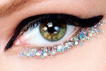 Sparkly Festive Beauty