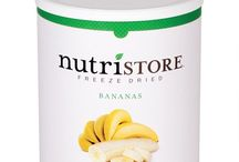 Nutristore Fruit Products / Having a food storage supply may be the most important way to prepare for an emergency. Nutristore™ has done the hard part by creating great packages of both dehydrated and freeze-dried foods that will help prepare you for whatever may come! You can find Nutristore™ products at FoodStorage.com!