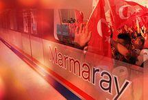 Peygamberimiz (sav) Marmaray'ın Hz. Mehdi döneminde açılacağını hadislerde bildirmiştir
