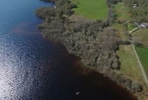 An Osprey's View / Aerial photographs of trout lochs and rivers in the Northern Highlands of Scotland.