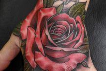 Tattoo Mão/Punho