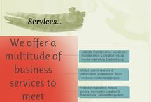 Virtual Assistant Business Solutions / Virtual Assistant Business Solutions offers a myriad of administrative support services via the Internet to meet the growing needs of entrepreneurs, and/or small or large businesses alike. All things regarding Virtual Assistants, resources, tips, tricks, and more!