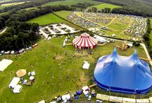Underneath the Stars Festival location / Underneath the Stars is located on the site of Cannon Hall Farm, one of the finest Yorkshire visitor attractions.
