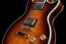 Amazing guitars