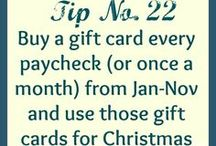 Easy Christmas tips / by April Anderson