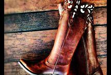 Boots / by Elise Ellis