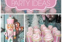 Party Ideas / Cakes, invi, diy etc