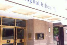 The Capital Hilton, Washington