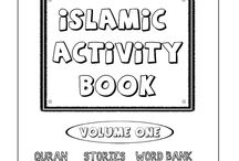Islamic book activity