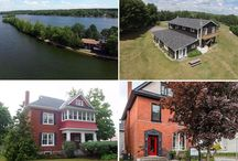 realestateNOW / we feature tours of some of the most unique properties available for sale in the Kawarthas.