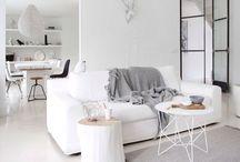 interiør hvit